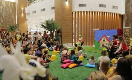 Eventos nos shoppings Multiplan em agosto vão de desfiles de moda a espetáculo circense