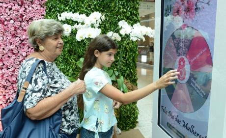 Shoppings da Multiplan celebram o Dia Internacional da Mulher