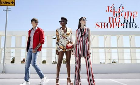 BH Shopping comemora 38 anos com lançamento da campanha Primavera-Verão