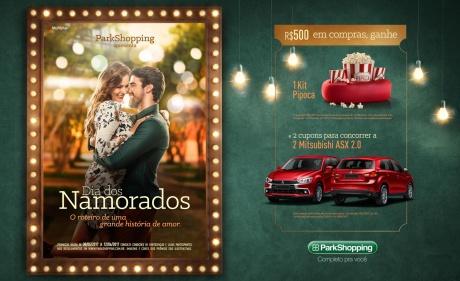 No Dia dos Namorados, shoppings sorteiam carros e viagens, entre outros brindes