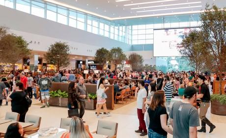 Multiplan anuncia prévia operacional 2017