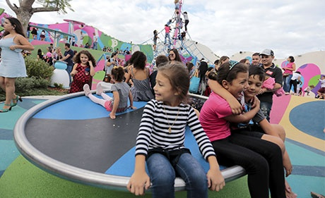 BarraShoppingSul inaugura o parque infantil BarraCadabra