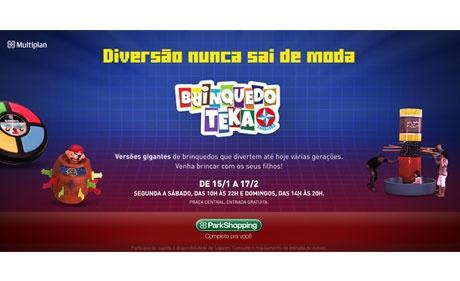 Férias com crianças: confira atrações dos shoppings Multiplan