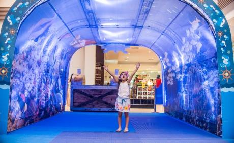 Férias: tempo de diversão para todas as idades nos shoppings Multiplan