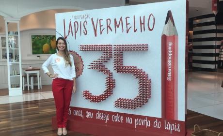 Multiplan Celebrates 35th anniversary of the Liquidação do Lápis Vermelho
