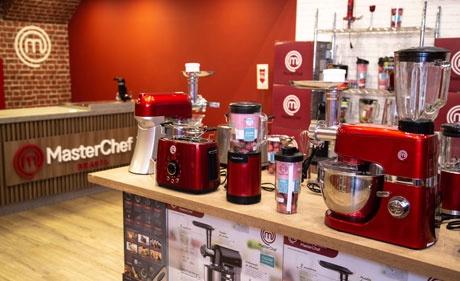 MasterChef inaugura 1ª loja conceito do mundo no BarraShopping
