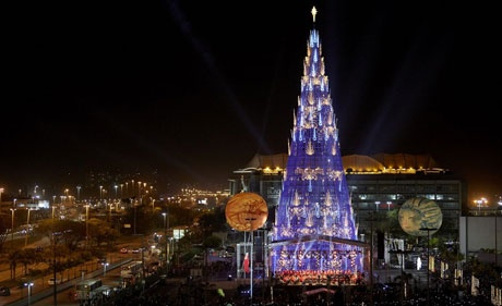 O Maior Natal do Rio - BarraShopping