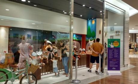 Shoppings da Multiplan entram no clima da Páscoa