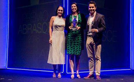 Multiplan conquista sete prêmios Abrasce 2018