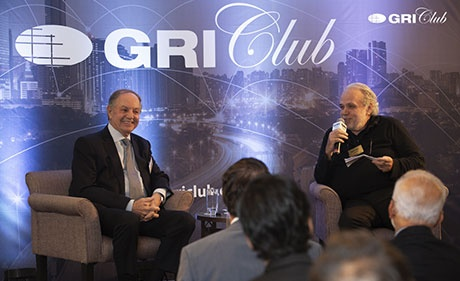 José Isaac Peres honored by the GRI