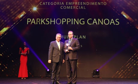 ParkShopping Canoas wins 2018 Master Real Estate Award
