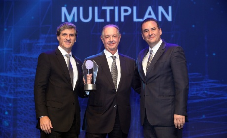 Multiplan receives hors-concours title in Master Real Estate 2017